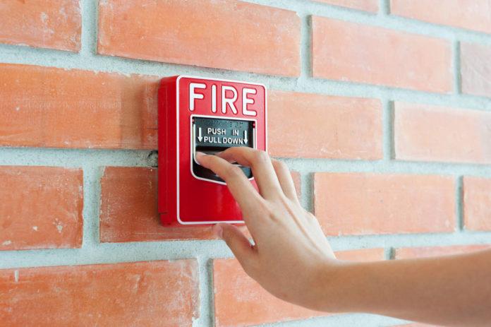 Antincendio scuole