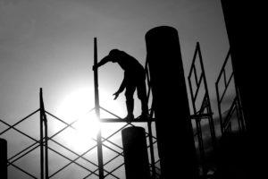 Lavoratore isolato