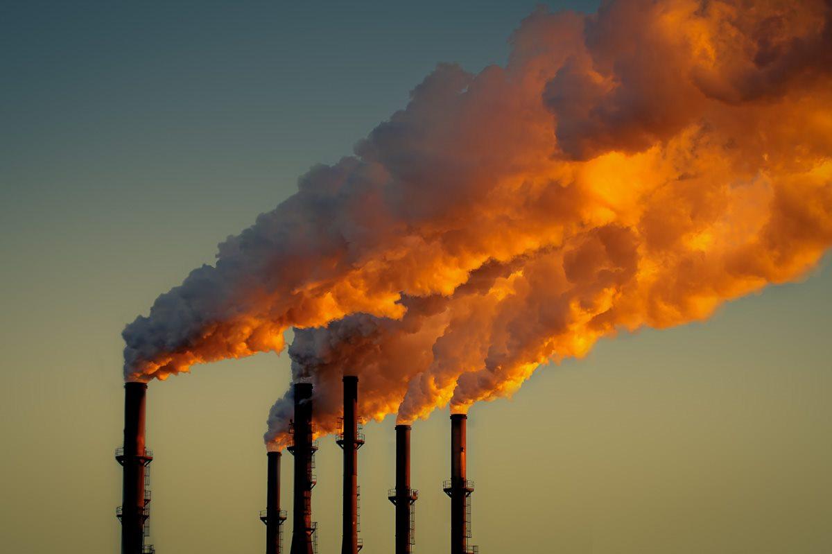 Risultati immagini per Aumento delle emissioni di gas serra...