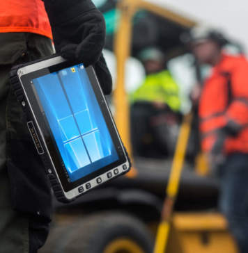 Tablet rugged