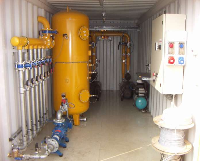 Decontaminazione delle acque sotterranee