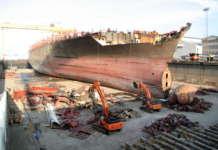 Riciclaggio delle navi