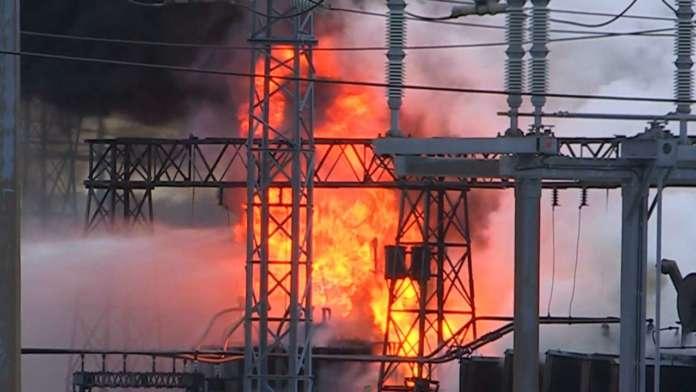 Antincendio e rete elettrica