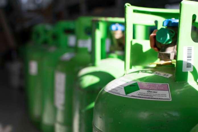 Gas fluorurati a effetto serra