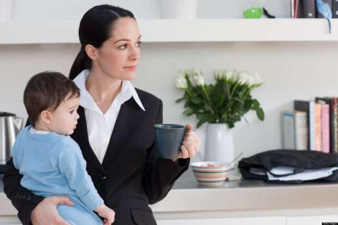 Lavoratrici madri