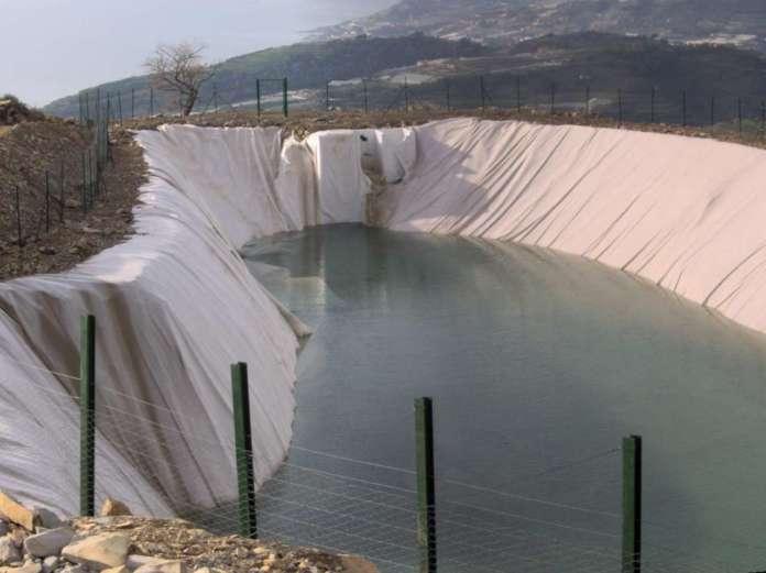 Piano nazionale settore idrico