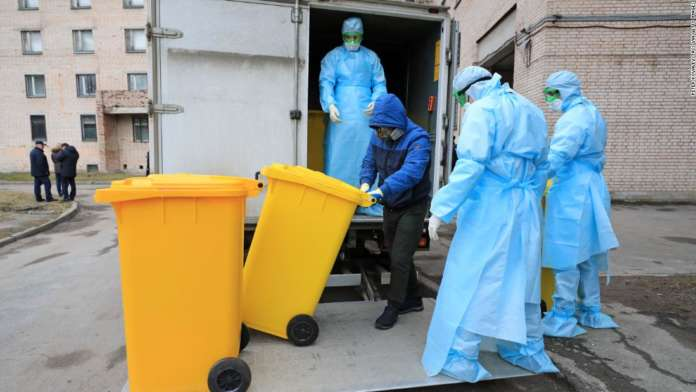 Coronavirus e rifiuti