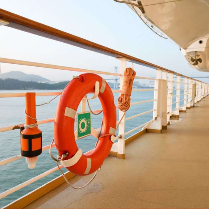 Sicurezza navi da passeggeri