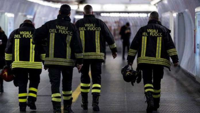 Concorsi vigili del fuoco