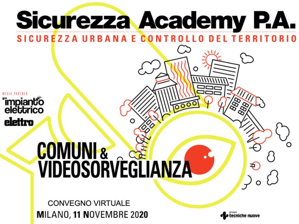 Sicurezza Academy P.A. - Comuni e Videosorveglianza