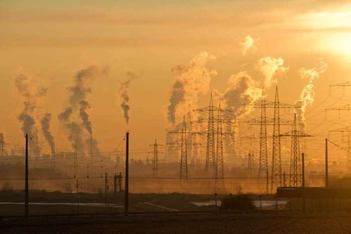 Inquinamento atmosferico Vas
