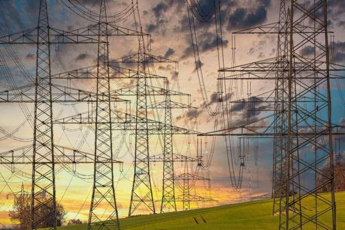 Vas piano rete elettrica