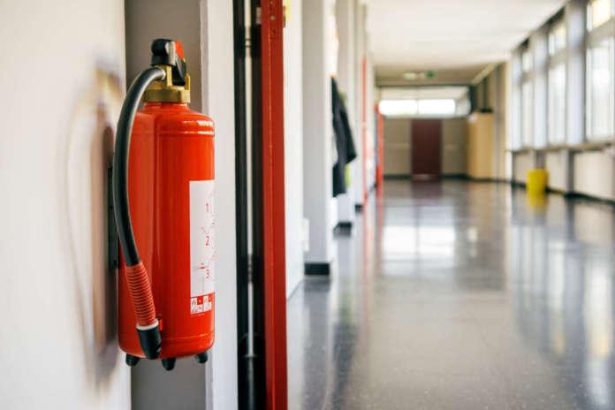 Prevenzione incendi nelle strutture sanitarie